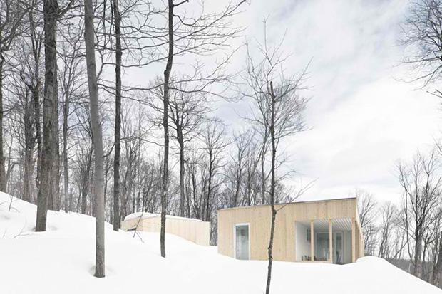 Blue Hills House