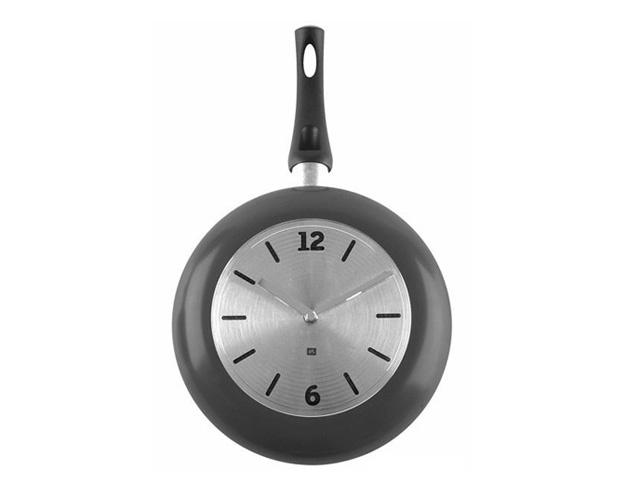 Wok Kitchen Wall Clock