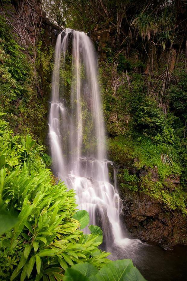 water falling state falls view
