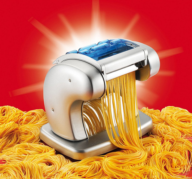 Cucina Pro Pasta Presto - Electric Pasta Machine