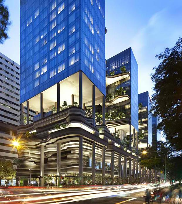 Upper Pickering Street, Singapore