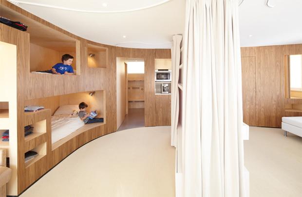 4-The Cabin Kitchen