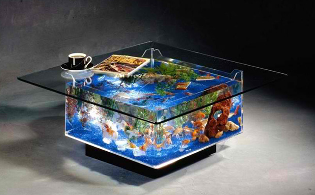 Table Aquarium