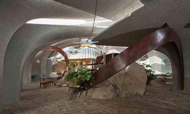 Organic Modern Estate
