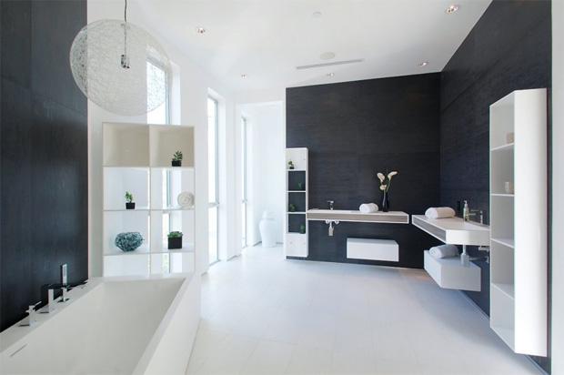 Mansfield House Bathroom