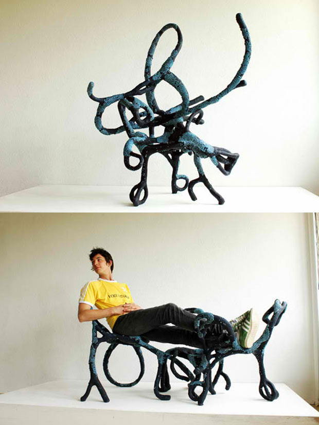 Beautiful Mess Chair Design