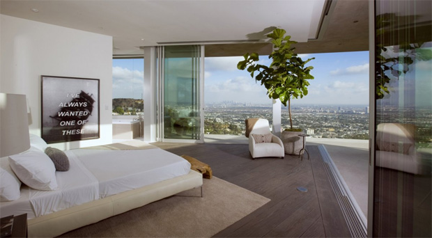 Hollywood Hills Bedroom