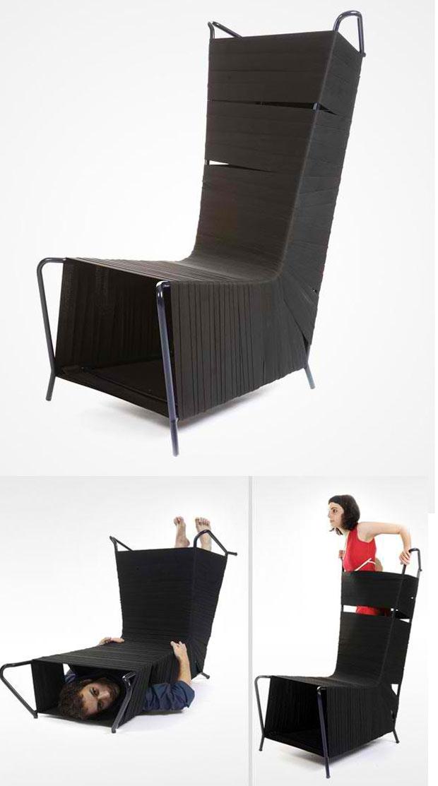 Tunnel Chair