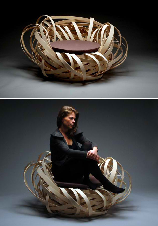 Nest Chair Design