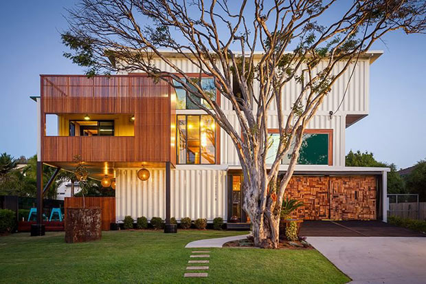 Shipping Container House Australia