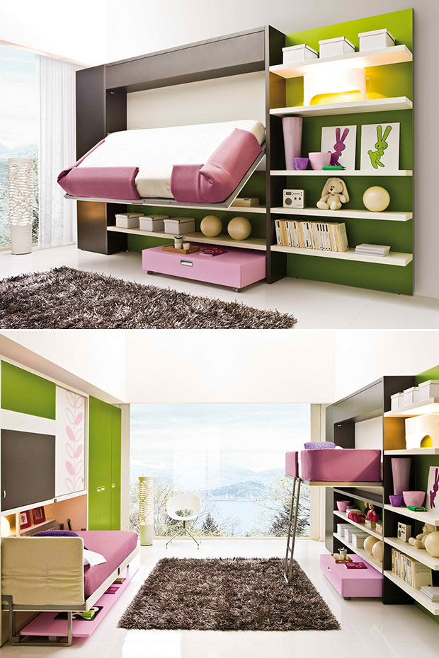Lollibook Small Space Furniture