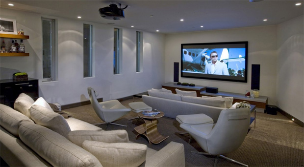 Hollywood Hills Social Room