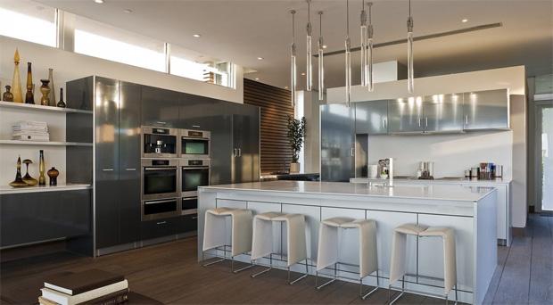 Hollywood Hills Kitchen