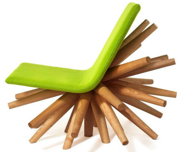 Burst Chair