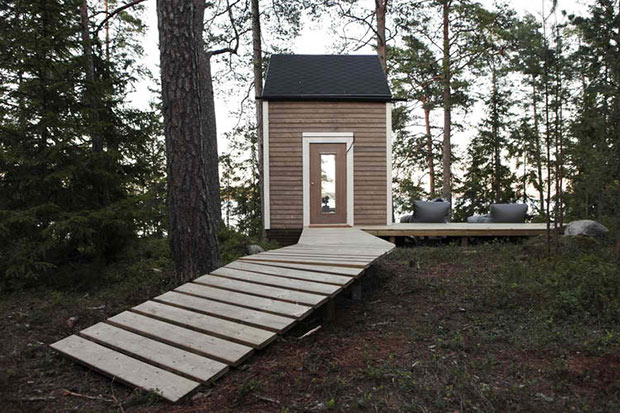Dreamy Nido Small Cabin