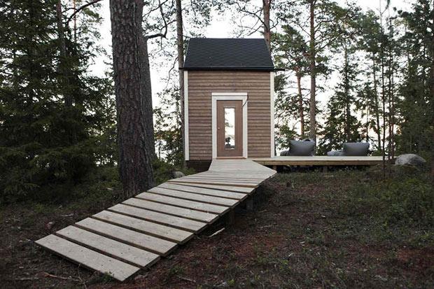 Dreamy Nido Small Cabin