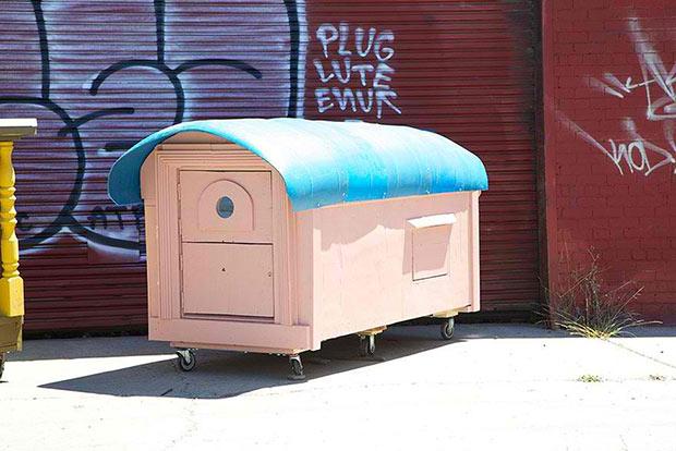 Homes for Homeless