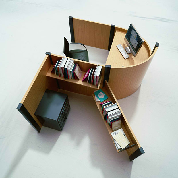 typographic desk