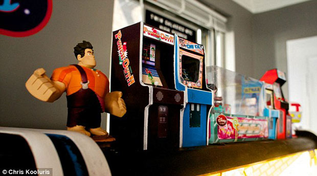 Arcade Bedroom