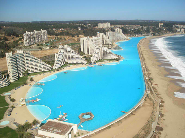 San Alfonso Del Mar private resort