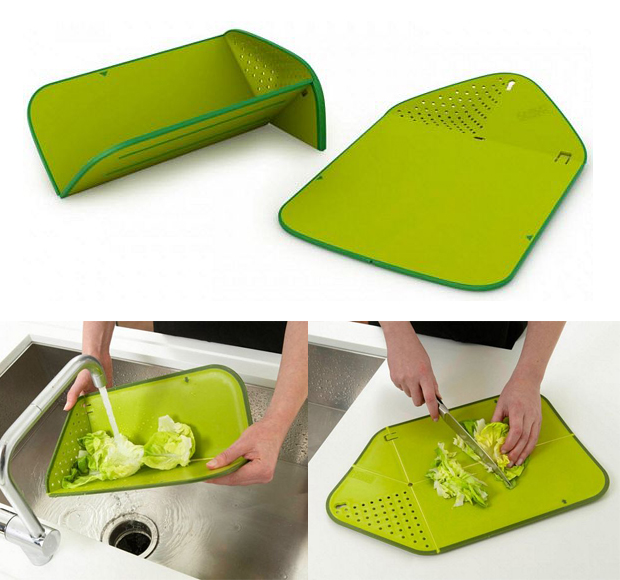 Rinse & Chop Plus Cutting Board