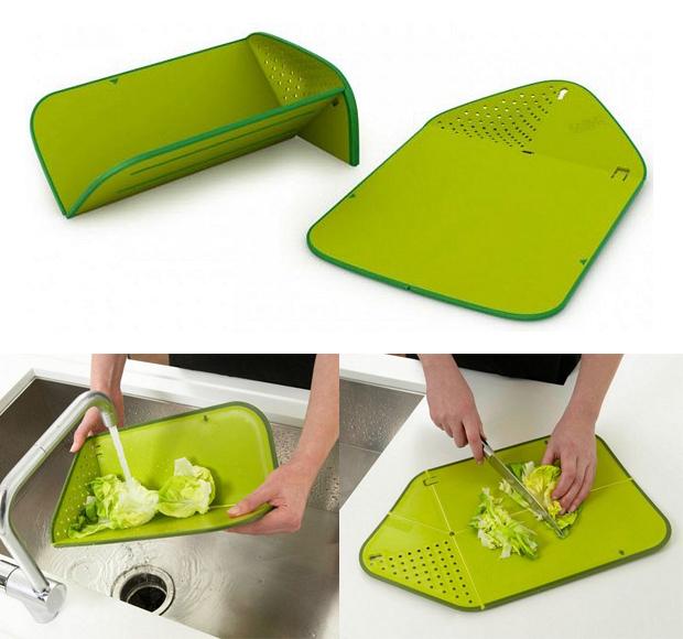 Rinse & Chop Plus Cutting Board