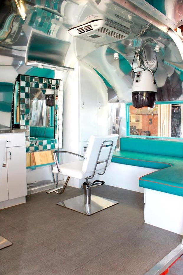 Camper Salon