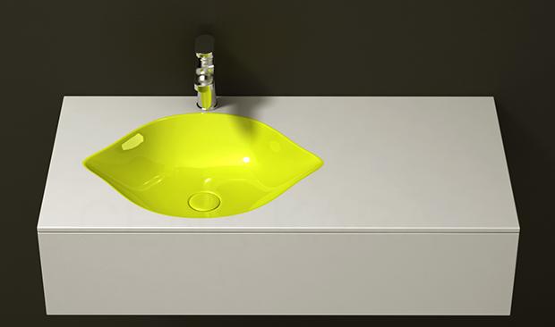 Lemon Shaped Sink