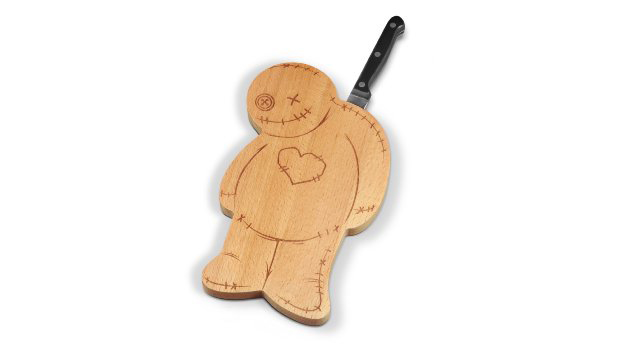 Fred and Friends OUCH! Voodoo Cutting Board