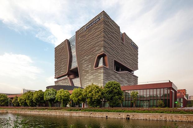 Liverpool University Building