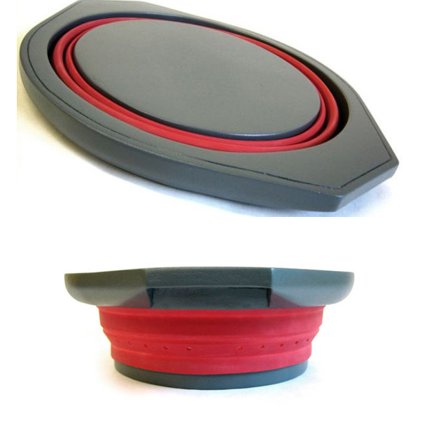 Pop-out Bowl Cutting Board