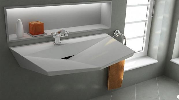 Unique Diamond Sink