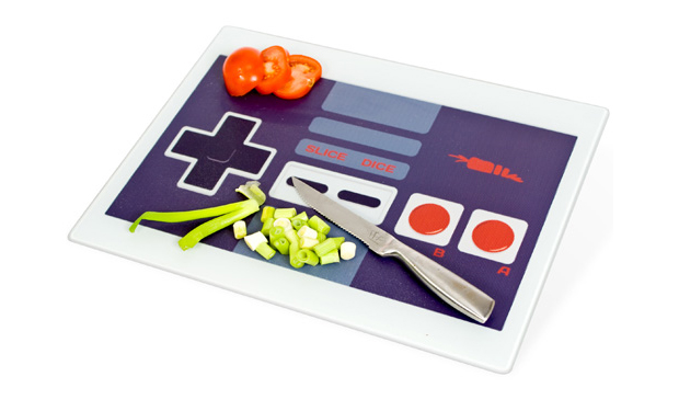 Gamepad Chopping Board