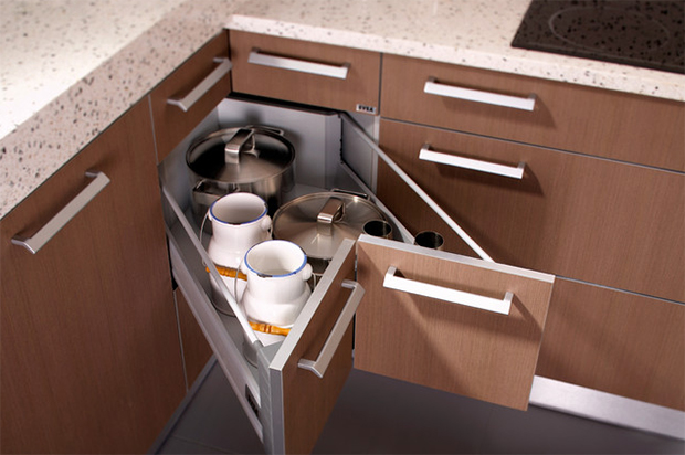 Got a Kitchen Corner Storage Problem? Here are 20 Solutions You'd Definitely Find Useful!