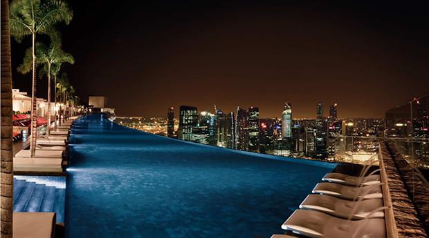 Marina Bay Sand hotel