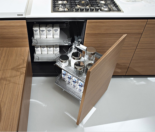 Got A Kitchen Corner Storage Problem? Here Are 20 Solutions You'd Definitely Find Useful