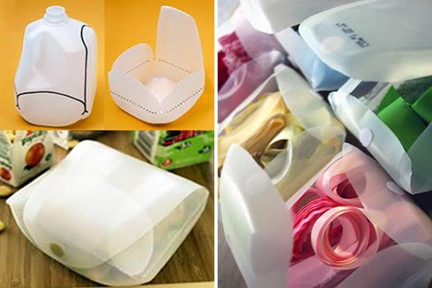milk jug container