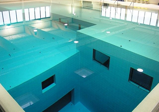 Inside Pool Cave spectacular swimming pools in the world you'd love to dive in