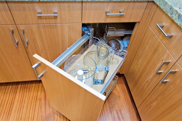 Got A Kitchen Corner Storage Problem Here Are 20 Solutions You 39 D Definit