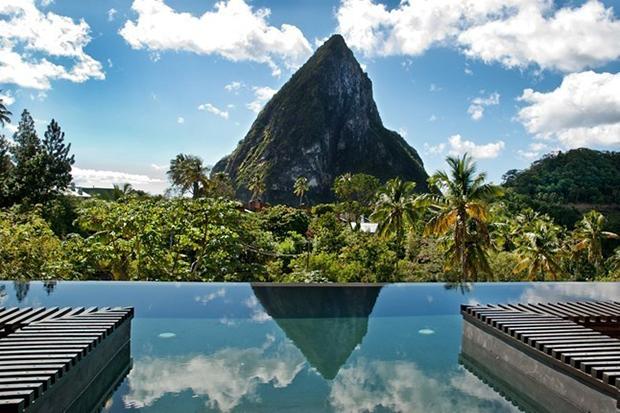 Hotel Chocolat Spectacular Swimming Pools