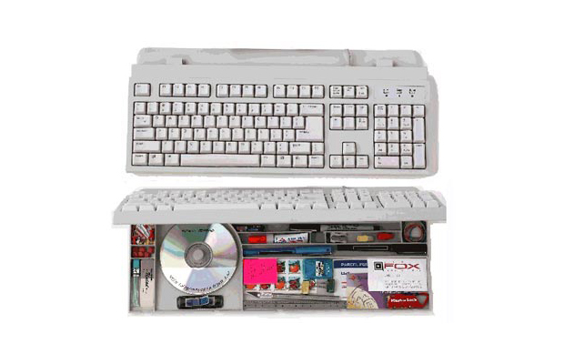 storage keyboard
