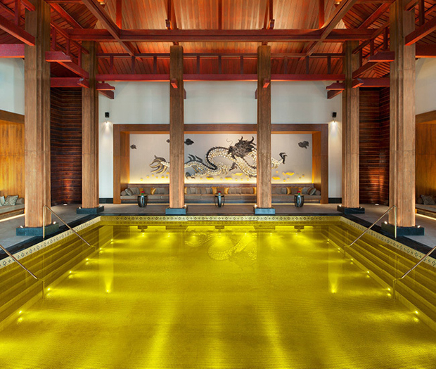 Golden Energy Pool
