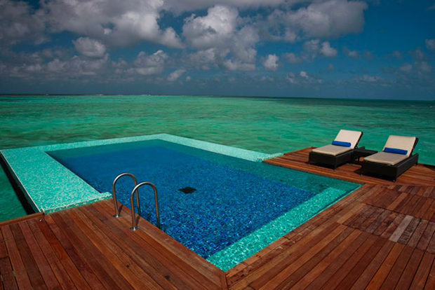 Conrad Maldives Resort and Spa