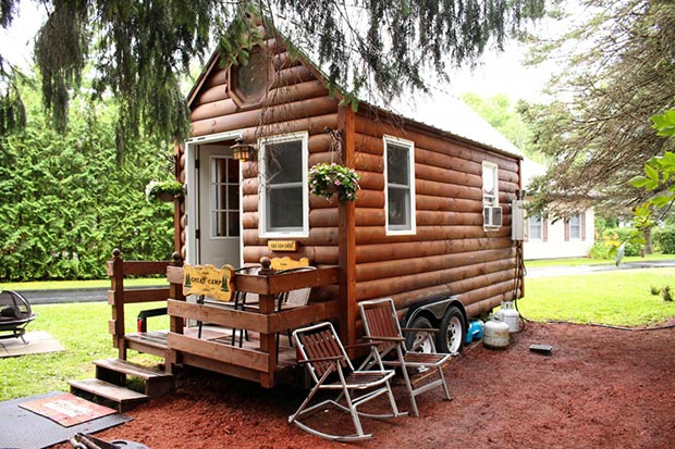 Tiny House Plattsburgh