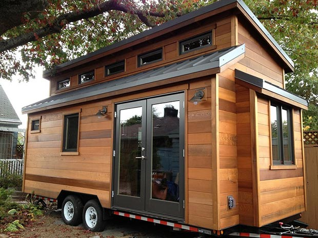 The Cider Box Tiny House