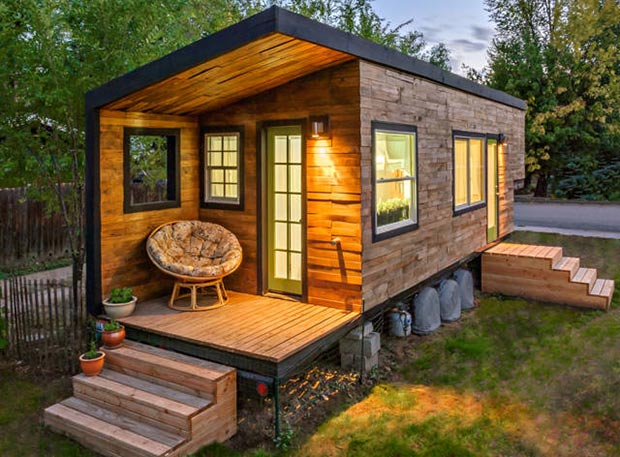 Miller Tiny House