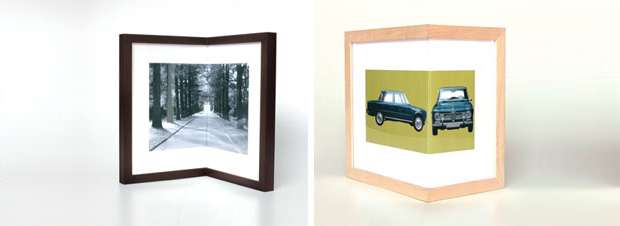 Corner Photo Frames unusual photo frames hang in the corner amazing pictures. it 39 s