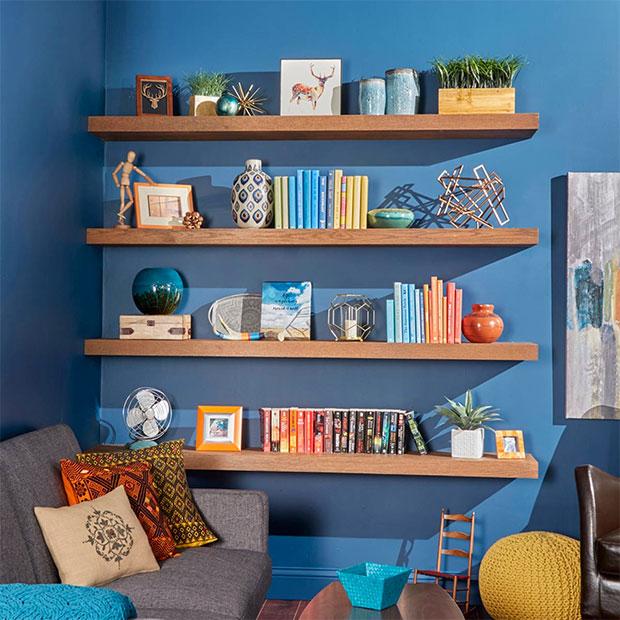Linear Shelf
