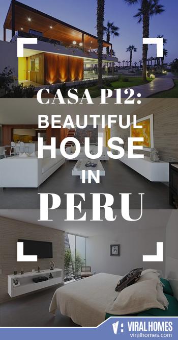 Beautiful Houses in Peru: A Stroll Through Casa P12
