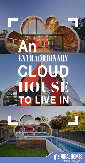The Extraordinary Cloud House You'd Love to Live In
